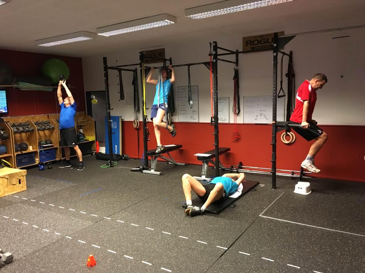 Kleingruppentraining FitnessWerkstatt